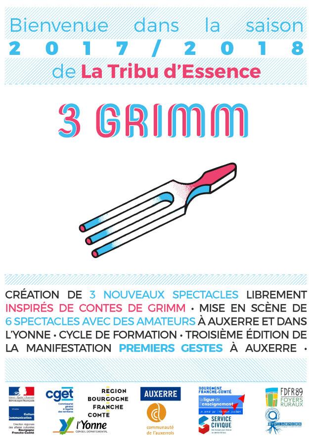 Saison 2017/2018 La Tribu d'Essence